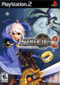 Atelier Iris 2: The Azoth of Destiny PlayStation 2 Front Cover