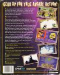 Super Street Fighter II Turbo DOS Back Cover