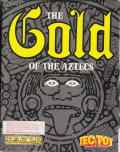 The Gold of the Aztecs DOS Front Cover