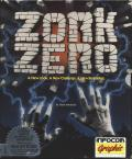 Zork Zero: The Revenge of Megaboz Macintosh Front Cover