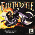 Full Throttle DOS Other Jewel Case - Front