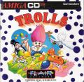 Trolls Amiga CD32 Front Cover