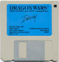 "Dragon Wars DOS Media 3.5"" Disk"