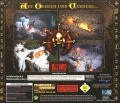 Diablo II: Lord of Destruction Macintosh Other Jewel Case - Back