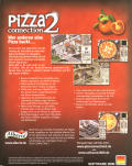 Fast Food Tycoon 2 Windows Back Cover