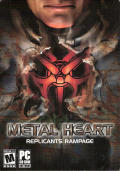 MetalHeart: Replicants Rampage Windows Front Cover