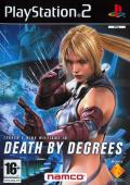 Death by Degrees PlayStation 2 Front Cover