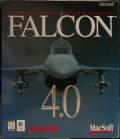 Falcon 4.0 Macintosh Front Cover