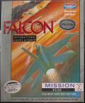Falcon Operation: Firefight Atari ST Front Cover