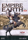 Empire Earth Windows Other Keep Case - Front