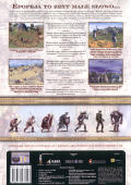 Empire Earth Windows Other Keep Case - Back