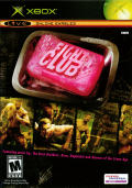 Fight Club Xbox Front Cover