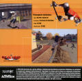 Tony Hawk's Pro Skater 3 Windows Back Cover