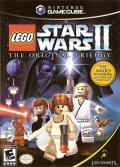 LEGO Star Wars II: The Original Trilogy GameCube Front Cover