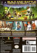 LEGO Star Wars II: The Original Trilogy GameCube Back Cover