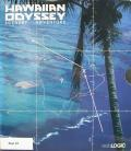 Hawaiian Odyssey Scenery Adventure Atari ST Front Cover