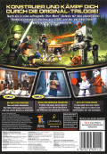 LEGO Star Wars II: The Original Trilogy Windows Back Cover