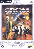 GROM: Terror in Tibet Windows Front Cover