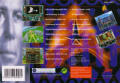 Star Trek: Starfleet Academy - Starship Bridge Simulator SNES Back Cover