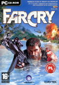 Far Cry Windows Front Cover