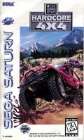 TNN Motor Sports Hardcore 4x4 SEGA Saturn Front Cover