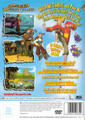 Escape from Monkey Island PlayStation 2 Back Cover