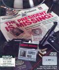 The President is Missing Amiga Front Cover