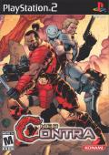 Neo Contra PlayStation 2 Front Cover