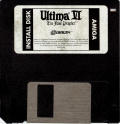 Ultima VI: The False Prophet Amiga Media Install Disk 1