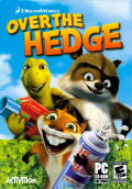 Over the Hedge Windows Front Cover