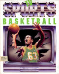 TV Sports: Basketball Amiga Front Cover