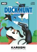 Duck Hunt MSX Front Cover