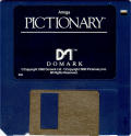 Pictionary: The Game of Quick Draw Amiga Media