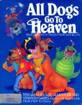 All Dogs Go to Heaven Amiga Front Cover