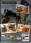 Company of Heroes (Collector's Edition) Windows Back Cover
