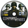 Company of Heroes (Collector's Edition) Windows Media Game Disc