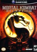 Mortal Kombat: Deception GameCube Front Cover