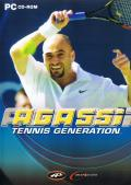Agassi Tennis Generation 2002 Windows Front Cover