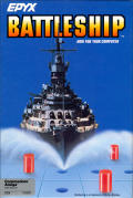 Battleship Amiga Front Cover