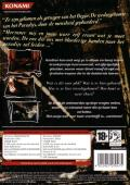 Silent Hill 3 Windows Back Cover