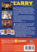 Leisure Suit Larry: Love for Sail! Windows Back Cover