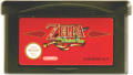 The Legend of Zelda: The Minish Cap Game Boy Advance Media