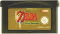 The Legend of Zelda: A Link to the Past/Four Swords Game Boy Advance Media