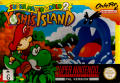 Super Mario World 2: Yoshi's Island SNES Front Cover