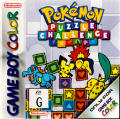 Pokémon Puzzle Challenge Game Boy Color Front Cover