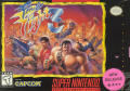 Final Fight 3 SNES Front Cover