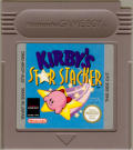 Kirby's Star Stacker Game Boy Media