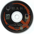 Quake SEGA Saturn Media