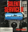 Silent Service II Amiga Front Cover