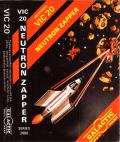 Neutron Zapper VIC-20 Front Cover